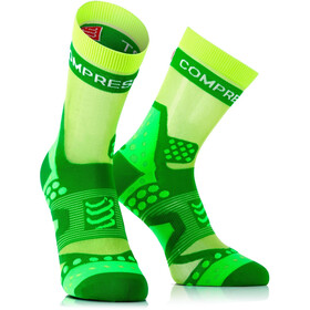 Compressport Racing Ultralight Run - Chaussettes course à pied - vert